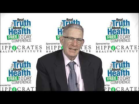 Thomas N. Seyfried, Ph.D. - Cancer As A Metabolic Disease: Management, And Prevention Of Cancer