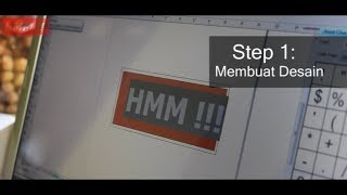 Repeat youtube video Cara Membuat Stiker Sederhana