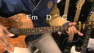 How To Play ONE MORE NIGHT Maroon5 On Acoustic Guitar EASY Reggae Style Strumming