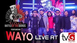 WAYO Live on Derana Battle Of The Bands - Grand Finale
