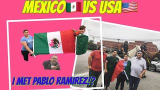 Baixar I met Pablo Ramirez! Mexico Vs Usa| Mikie Lugo