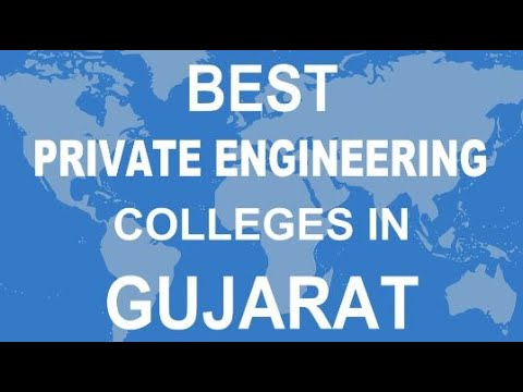 Best Private Engineering Colleges in Gujarat