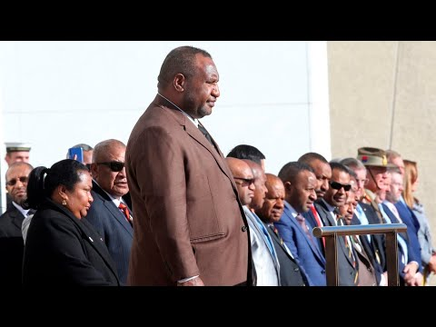 Papua New Guinea PM 'cracks Down' On ASX Company