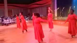 "SPiRiT Praise Dance ""Water"" by Anthony Brown"