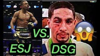Errol Spence Jr. vs Danny Garcia - INSANE Highlights & Prediction