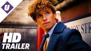 Fantastic Beasts: The Crimes of Grindelwald - Official Comic-Con Trailer | SDCC 2018
