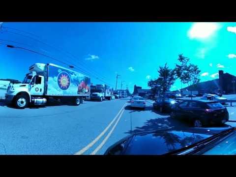 Pittsburgh Strip District, Smallman Strip & Penn Ave drive through