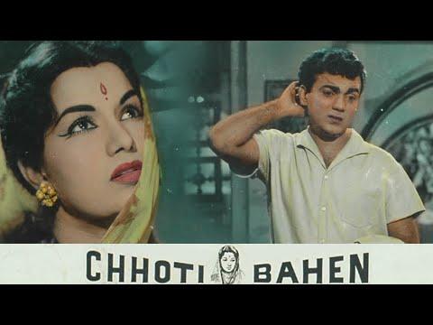 Chhoti Bahen Full Movie | Balraj Sahni, Rehman, Nanda | Bollywood Drama Movie