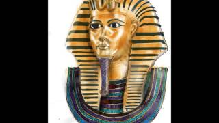 SPEED DRAWING  MASK OF TUTANKHAMUN