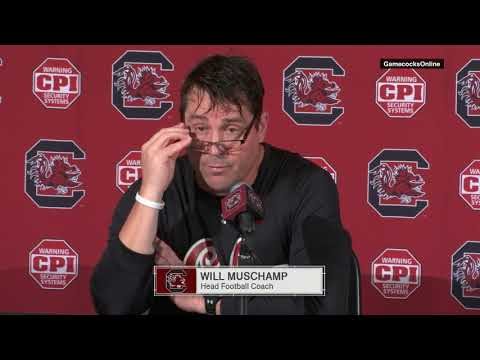 Sports Update - Muschamp Frustrated with the Officiating During the Florida Game