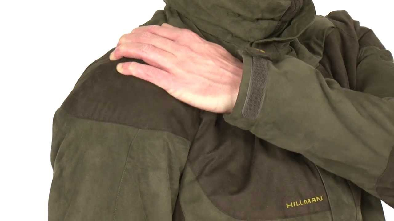 618ae1225e602 Hillman куртка для охоты XPR Coat - YouTube