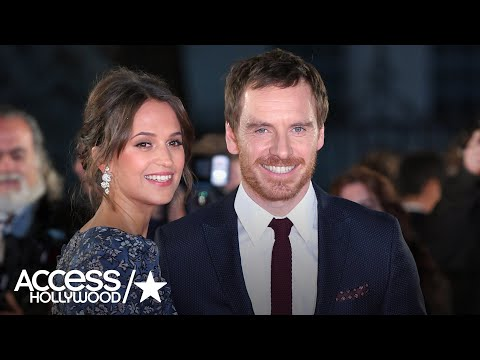 Michael Fassbender & Alicia Vikander Tie The Knot In A HushHush Ibiza Ceremony  Access Hollywood