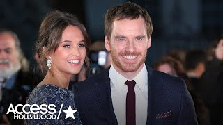 Michael Fassbender & Alicia Vikander Tie The Knot In A Hush-Hush Ibiza Ceremony | Access Hollywood