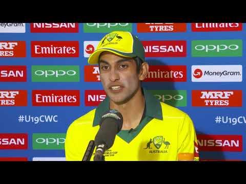 Cricket World TV  Australia lose to India in U19 Cricket World Cup Final