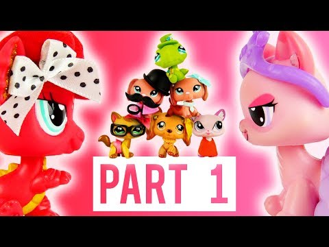 LPS: Disaster Masters - Part 1 (LpsAce Collab)