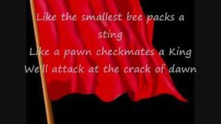 Billy Talent - Red Flag [Lyrics]