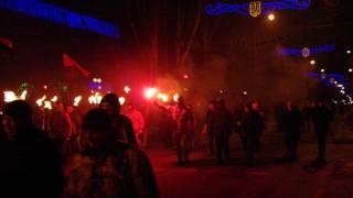 Факельное шествие памяти героев Крут