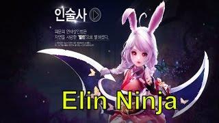 Tera: Elin Ninja Character Customization+Gameplay