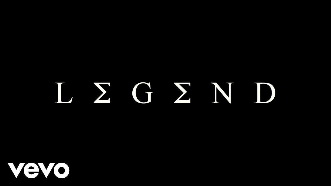The Score Legend Lyric Video Youtube
