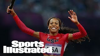 Sanya Richards-Ross On Aaron Ross, Her Olympic Career & Her Abortion | SI NOW | Sports Illustrated