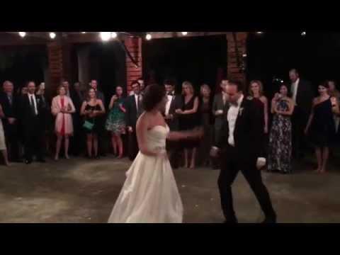 Jess And Stu – First Dance #snuggles #bestdayever (10/10/15)