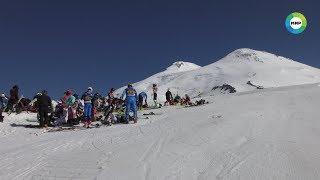 Эльбрус соревнования по горным лыжам