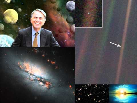 Carl Sagan interview - Pale Blue Dot: A Vision of the Human Future in Space