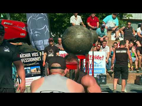 Circuit Hommes Forts / Strongman Circuit 2017 Episode #4