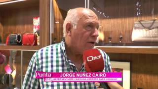 #PuntaEs2017 Carolina Herrera HO! La barra