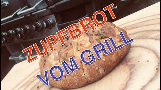 ZUPFBROT Vom GRILL Schnelle Grillbeilage Super Lecker --- Klaus Grillt