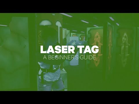 Laser Tag: A Beginner's Guide