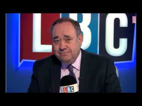 Alex Salmond & Joanna Cherry MP - Interview and questions from audience