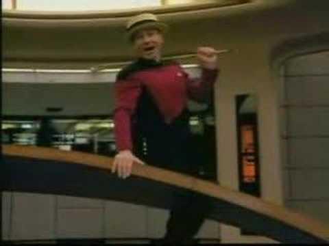 Captain Picard Alphabet Song