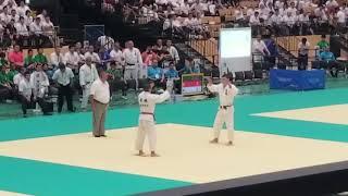 インターハイ柔道 90 決勝戦