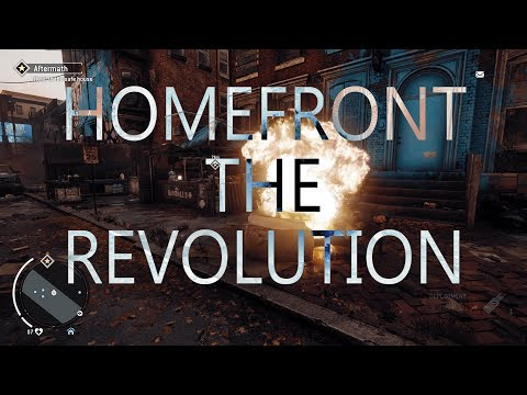 Homefront The Revolution Review/Revisited
