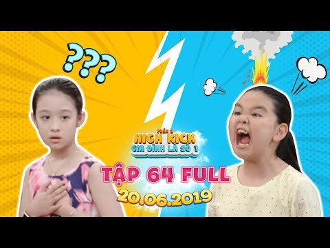 Gia đình là số 1 Phần 2 |tập 64 full: Lam Chi hốt hoảng vì bị Tâm Anh quát nạt hú vía