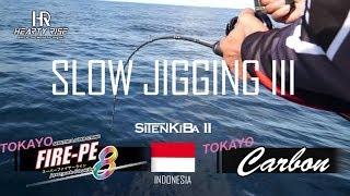 A KA SHEN with HR SJ lll INDONESIA Slow jigging Field Test