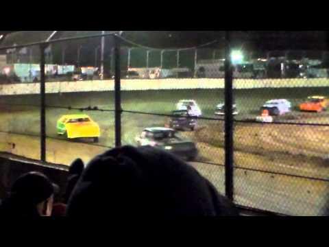 Thaw Brawl Street Stock Amain @ LaSalle Speedway 03/26/16