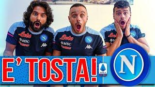 É TOSTA!!! REACTION CALENDARIO SERIE A 2020/21