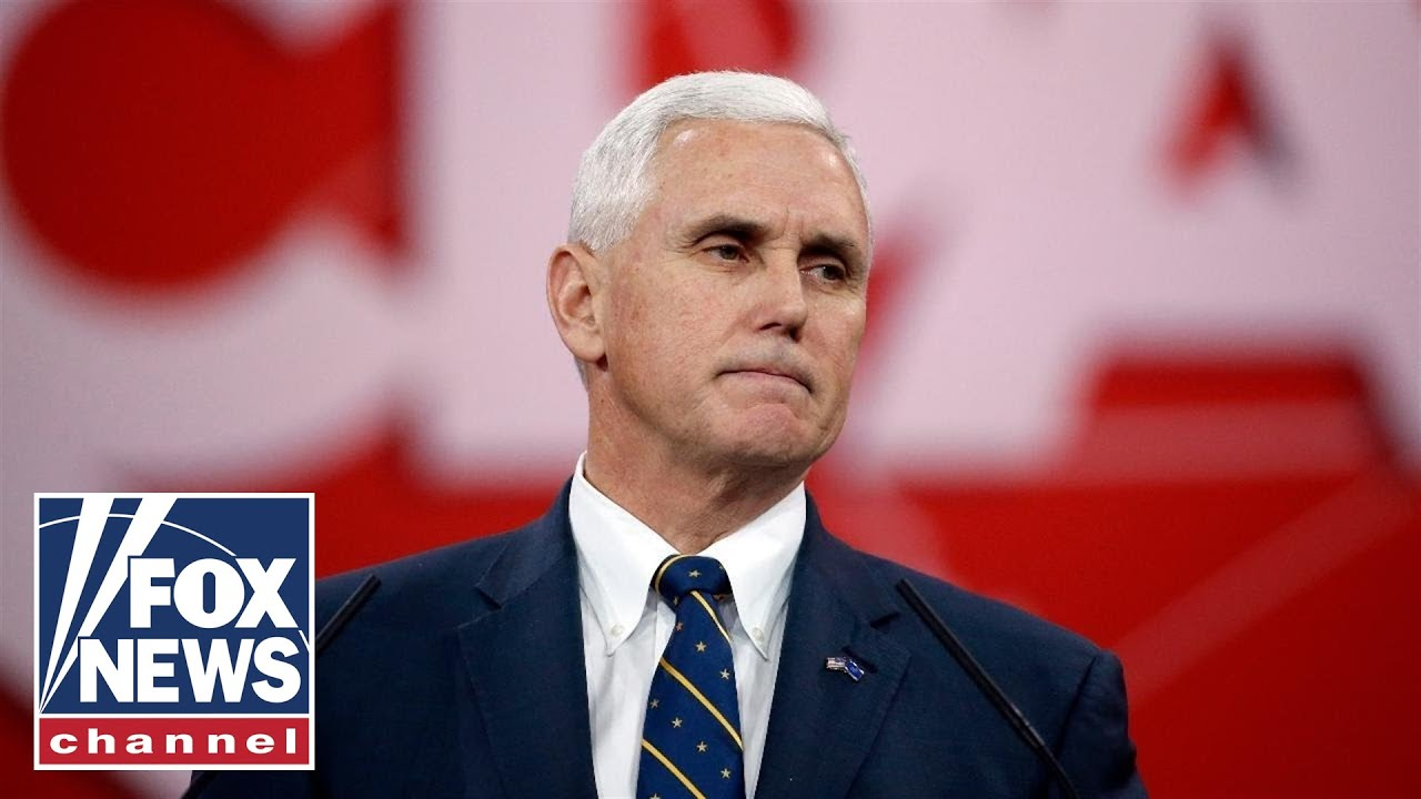 VP Pence participates in 'Make America Great Again!' event