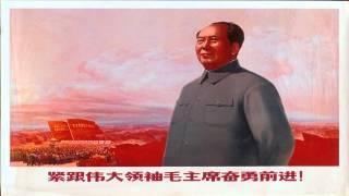 mao zedong propaganda music Red Sun in the Sky