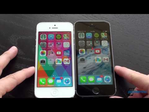 iPhone 5S vs. iPhone 5