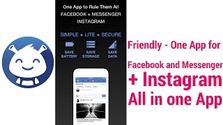 Tech Tips And Tricks Friendly - One App for Facebook and Messenger + Instagram all in one app screenshot 5