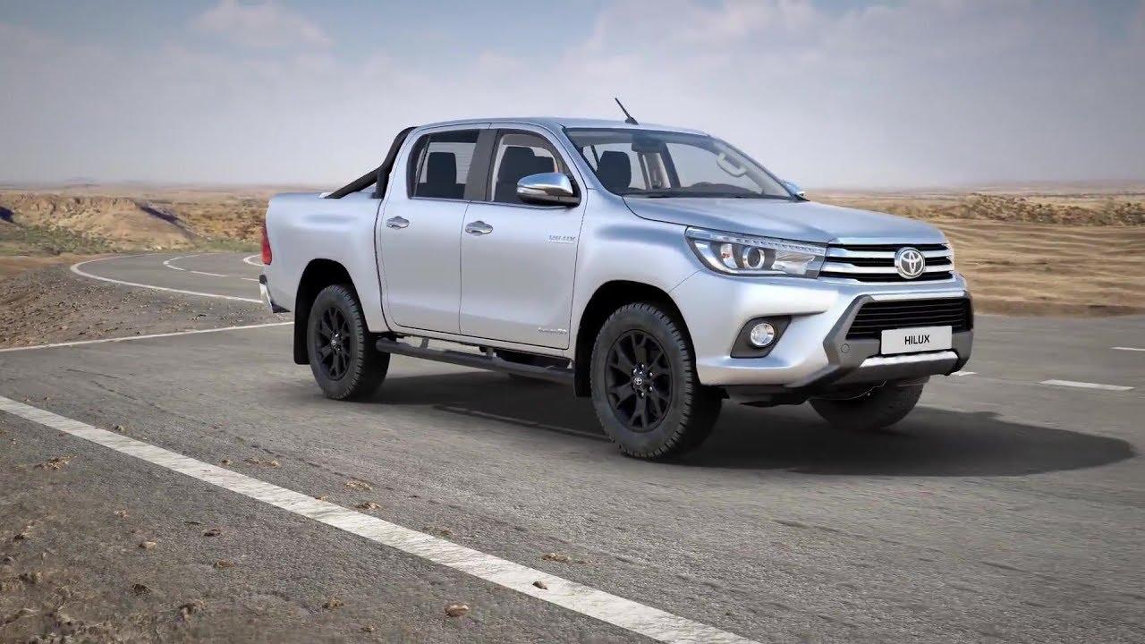 2019 Toyota Hilux Accessories