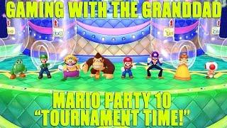 """GWTG   Mario Party 10: """"Tournament Time!"""""""