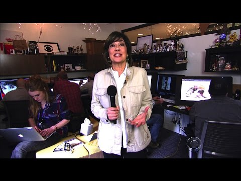 Christiane Amanpour, Full Interview