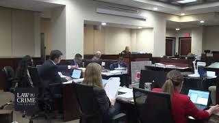 FSU Law Professor Murder Trial Day 7 Witness Spc Agt Patrick Sanford   Wiretap Recordings Part 4