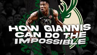 How Giannis Antetokounmpo Can Do the IMPOSSIBLE and Become An NBA LEGEND