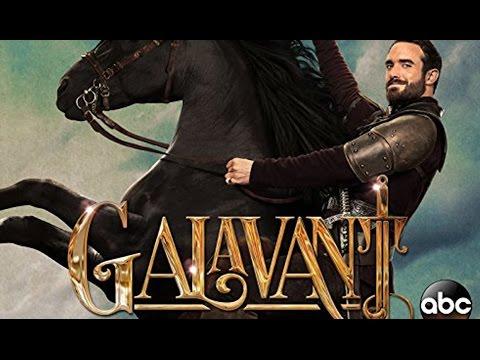 Galavant  list