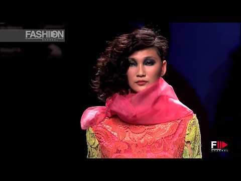 "Fashion Show ""FRANCIS MONTESINOS"" Spring Summer 2014 Madrid HD by Fashion Channel"